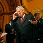 """DOJ agreed to keep details of Hastert """"misconduct"""" out of indictment at his behest http://t.co/JxFvtFglrL http://t.co/oKyikagcLg"""