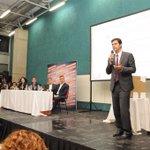 Con @DiegoMPalau acompañamos a @UrtubeyJM en la presentación del Sistema de Voto Electrónico en la @uncuyo http://t.co/acjMt0vICt