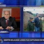 [LO ÚLTIMO] Cateriano: Presidente Evo Morales ha dispuesto la entrega de #BelaundeLossio el día de mañana en La Paz. http://t.co/Lj4C3zxexg