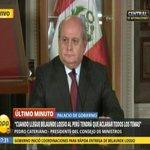 """#Cateriano: """"El Gobierno ha probado que nunca hubo contubernio político entre #Bolivia y #Perú"""". #BelaundeLossio #MBL http://t.co/xzTpTNhvlY"""