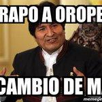 """""""Alabado sea el señor Evo"""" http://t.co/peyKpZJ7O4"""