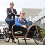 Vancouvers 1st Cargo Bike Championship May 29: http://t.co/uYKEn2INPO #vanpoli #BikeToWorkWeek #yvr http://t.co/ThWPXVYvI6