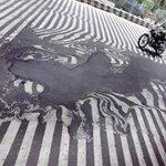 #Twitter: ola de calor en la India derrite el asfalto. ► http://t.co/qsCjx7ZzBj http://t.co/NMAfwjvnRZ