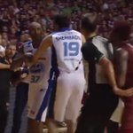 VIDEO: Metta World Peace was called for 5 fouls in 1 minute, asked to leave game after scuffle http://t.co/FxvhYcgA5k http://t.co/VmIzSBYDbn