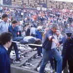 Heysel disaster: a night of shocking violence the game STILL shamefully ignores http://t.co/StX170H2Yl http://t.co/MPCoSUbTeH