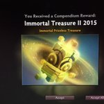 @DOTA2 Treasure II have arrived. Shall I open all 42? http://t.co/XbrDhE4Can
