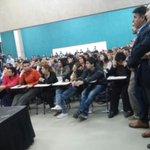 Excelente exposición en UNC de @UrtubeyJM @DiegoMPalau @AdolBermejo gracias @PacoPerezMza charla s/ voto electrónico http://t.co/rbbr9rPNg7