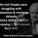 A corrupt Tax Exile has silenced the media of Ireland.#vinb http://t.co/obB7aR5ipe