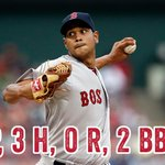 What an @MLB debut for Eduardo Rodriguez! #RedSox http://t.co/tOK3uDX8Ha