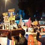 [ÚLTIMO MINUTO] Lima: movilización contra #TiaMaria parte de Campo de Marte hacia Av. Guzman Blanco. http://t.co/imEMixqLnP @larepublica_pe