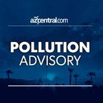 HEALTH ALERT: High pollution advisory issued for the Phoenix area http://t.co/FJY6uwPjqH http://t.co/4mX2WBxRm3