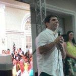 """""""A Barranquilla nunca le diría no"""": @alejandrochar al oficializar su aspiración a la Alcaldía http://t.co/u0qrdlTM0g http://t.co/8XEG2WEdlp"""