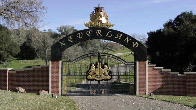 Neverland Ranch, Former Home of Michael Jackson, Listed for $100M