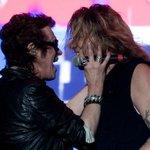 RT @OrlandiniPy: #TBT @glenn_hughes & @sebastianbach. Rock N' Roll All Stars, Asunción- Paraguay, 19/04/2012. http://t.co/jFOUeNGWcw