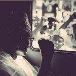Best picture of Buhari this year in my opinion. No idea who took it. Speaks volumes. #Change http://t.co/dp584tvwLx