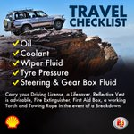 #RhinoCharge2015 is powered by Shell V Power. Get your self prepped for a journey into the wilderness #ShellRoadTrip http://t.co/8ZCKPoAD8K