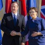 FOTO: spotkanie premier Ewy #Kopacz z @David_Cameron http://t.co/uiLfTUlNpI