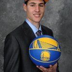 #TBT... @KlayThompson of the @Warriors at the 2011 #NBADraft! http://t.co/7dqOuUA90L