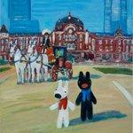 人気絵本「リサとガスパール」の展覧会が松屋銀座で開催 - 日本未公開作品を含む約150点の原画 - http://t.co/tPNxgzXGMe http://t.co/yD9Ux9XDLx