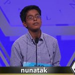 VIDEO: Spelling Bee co-champion Gokul Venkatachalam oozes swag after nailing his final word http://t.co/9TxefCSeL2 http://t.co/Tz3D49xgzk