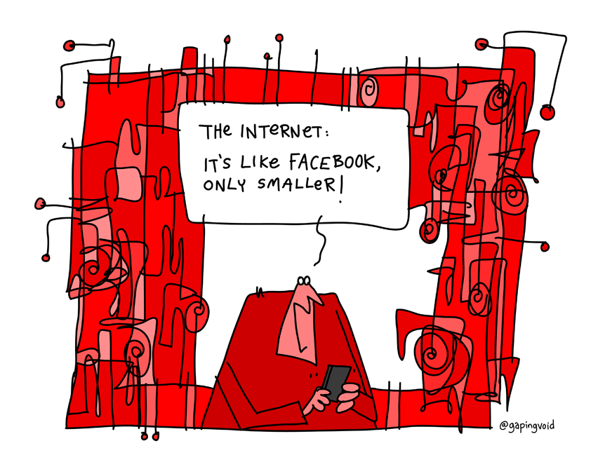 Love this from the latest @rackspace @scobleizer newsletter. Thanks @gapingvoid Sign up here: http://t.co/ILvudg0pAS http://t.co/KNSK758VKl