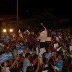 Los vecinos de Cinco Colonias ya decidieron que Mérida seguirá adelante este 7 de junio. ¡Muchas gracias! http://t.co/6HT0Bt7sQs