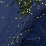Flights at this time are generally unaffected by volcanic eruption in Japan. http://t.co/M7yD6vd2H4 http://t.co/8kviClznsj