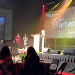 Congrats @RayanneForbes for @YWCAEdmonton #WoDyeg! You rock! http://t.co/ma3TV8wTBj