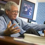 Hastert resigns position at law and lobby firm Dickstein Shapiro following federal indictment: http://t.co/K2scjscyUf http://t.co/iBzDcnsia8