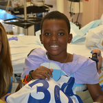 Wishing our pal Kumar a full recovery. Looking forward to have you back on #WarriorsGround soon! @Hospital4Kids http://t.co/41Fk2mF6l7