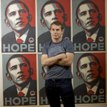 The HOPE poster guy is done with Obama. And Republicans now have their metaphor. http://t.co/eqaRF4UAuL http://t.co/H0fgww4ORR