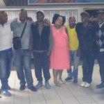 Stimela has touched ground in Namibia. See you Saturday @IndependenceStadium,15:00 #TreySongzInNam http://t.co/g6YE6RyYwA