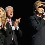 Bill, Chelsea to make campaign debut at Hillary Clintons first major rally http://t.co/isEqSFrek1 | Getty http://t.co/TuwDs5JD7d