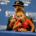 REPORTER: Steph, whats your favorite Wu Tang album? STEPH: Well Tical is a classic but -- RILEY: LIQUID SWORDS http://t.co/chcMuglFpY