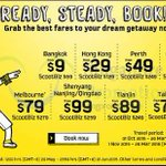 Scoot fr $9 Promo fares http://t.co/ThRL4Neqbg #singapore #scoot #vacation http://t.co/vGS74MA52I