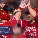 #HaloRecap: @Chris_Iannetta cracks a grand slam as the #Angels offense showcases a hit parade in tonights victory! http://t.co/fHGcGYDBxQ