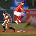 Want more #Angels action? Head on over to The Halo Way to see photos from tonights game: http://t.co/nJHSN8ksYS http://t.co/R4GTlA1Yh1