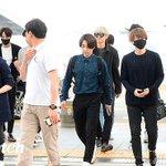 EXO、コンサートのため中国へ(29日、仁川空港) http://t.co/yp9STKmIRT