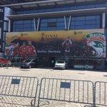 Tudo pronto no Estádio Cidade de Coimbra EFAPEL! #SejaOndeFor http://t.co/g5BisSAezz
