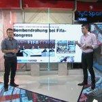 ÚLTIMA NOTICIA - Amenaza de bomba en el Congreso de la FIFA en Zurich. http://t.co/F1Tr6fuDtK
