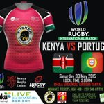 Test Rugby comes to #Nairobi tomorrow: @OfficialKRU vs @rugbyportugal Pic: @KenyaRugby247 http://t.co/5y2vofIYnA