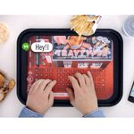 ケンタッキーフライドチキンがスマホを汚さないキーボードを発表 http://t.co/DEg5qrYAt3 http://t.co/nAVnxzhJTu