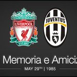 Our thoughts are with the families of the 39 fans who lost their lives in the Heysel tragedy 30 years ago today. http://t.co/NOiZJkXKEt