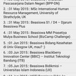 BeasiswaIndo Android App terbaru, artikel dpt diurutkan menurut deadline! Download GRATIS di http://t.co/dymwLXLROI http://t.co/tDvmoCaHNm