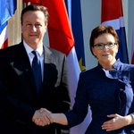 PM met with Polish PM Ewa Kopacz @PremierRP and discussed #EUreform and Ukraine/Russia. http://t.co/DTyV2JznIs