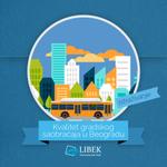 Libekovo istraživanje o kvalitetu gradskog saobraćaja: https://t.co/8gKrN4SpvG #gsp #taksi #Beograd @LibekBG http://t.co/BqheHoq5D8