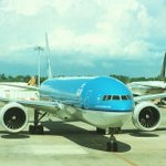#Singapore #Changi Instagram by @traintheteacher - Fun fact: #klm flies from #Singapore to #Bali #boeing777 importa… http://t.co/GMQF2Jht9y