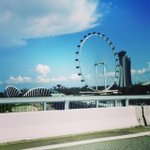 #Singapore Flyer Instagram by @siauweilisa - #singaporeflyer #singapore #intaxi #prefectview #loveit #holiday #fami… http://t.co/5JIgOCH4eG