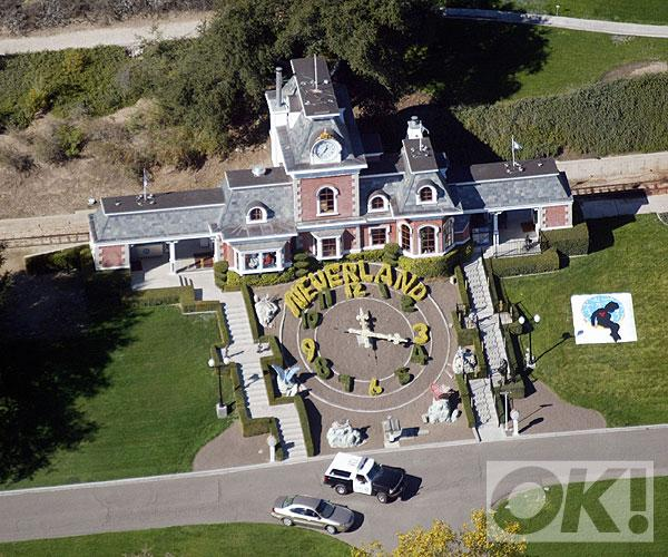 Six bedrooms, a cinema and TWO guest houses – Michael Jackson's Neverland ranch up for sale: