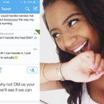 Cheeky Nandos under fire for trying to slide into a girls DMs http://t.co/lFmfg9QJ91 http://t.co/keKsBwwlTJ